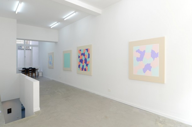 exhibition view at Super Dakota