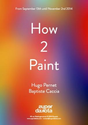 How 2 Paint
