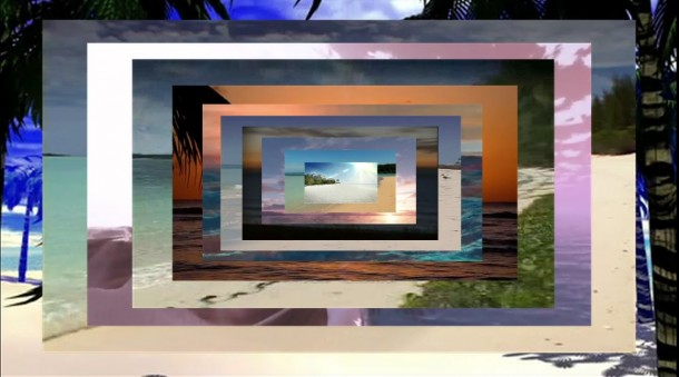 Dream Your Office / Dream Your Beach, 2012. Video 14 min loop