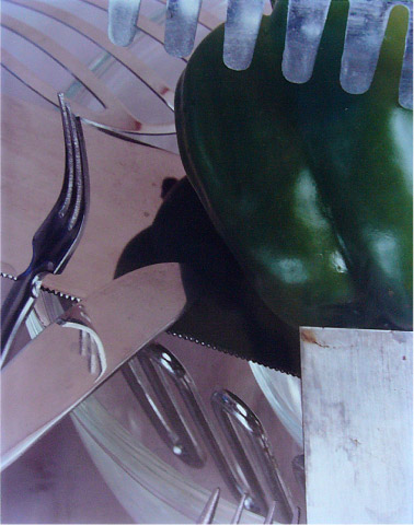 Untitled, 1978 - C-Print - 40,5 x 50,5 cm - ed 3/3