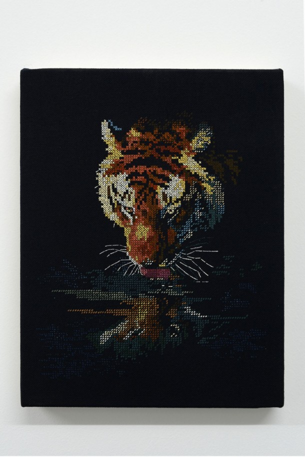 Untitled (Primal), 2014 - Germain Hamel