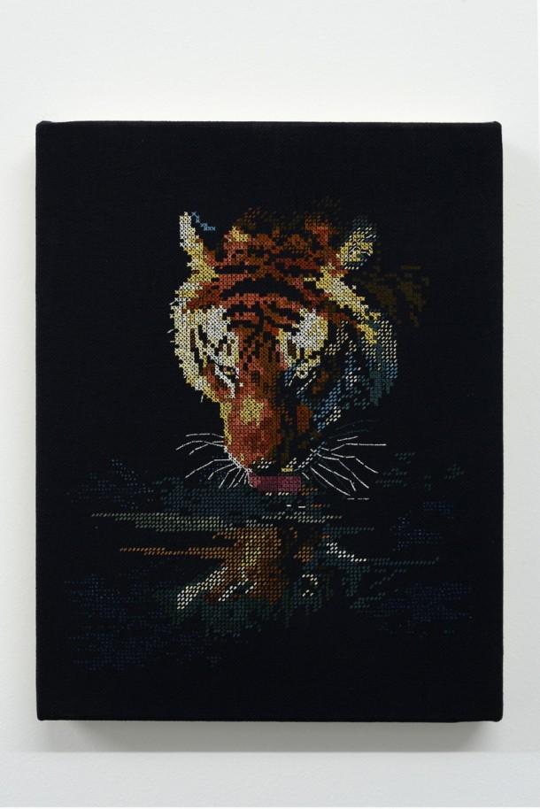 Untitled (Primal), 2014 - Germain Hamel