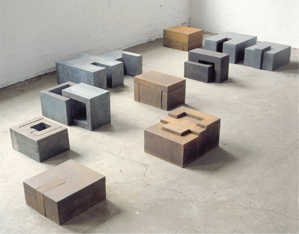 Installation view 1981