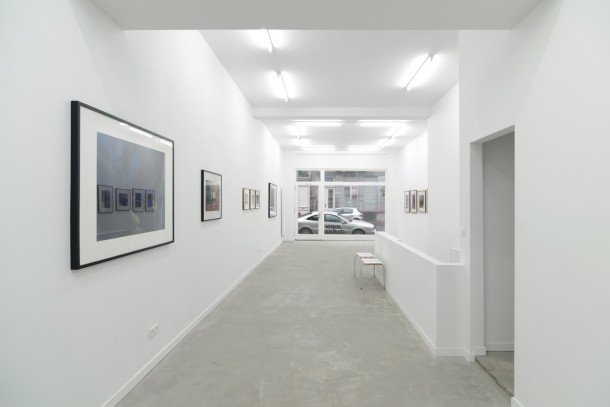 exhibition view at Super Dakota