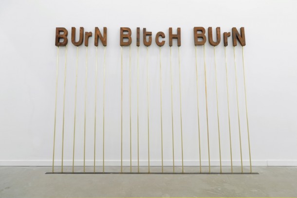 Burn Bitch Burn, 2013