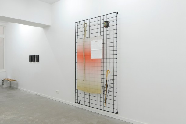 EVA BERENDES, Grid (umbrella), 2013